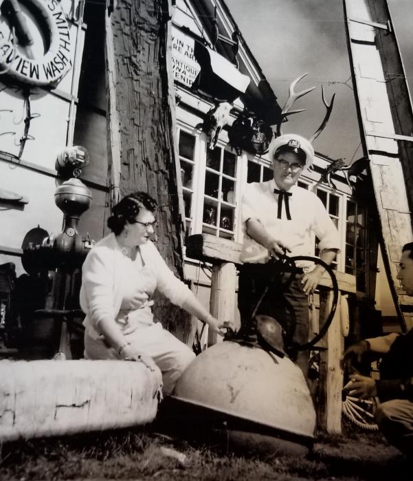 Marsh's Free Museum - Long Beach WA - History