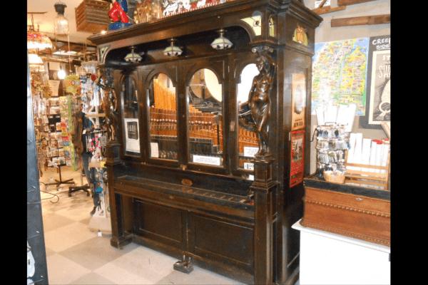 Marsh's Free Museum - Long Beach WA - Seeburg H Model Solo Orchestrion