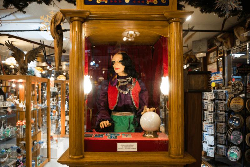 Marsh's Free Museum -Arcade - Long Beach WA - Arcade